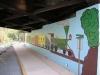 train-mural