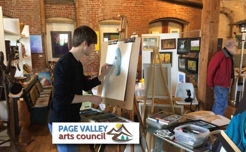 Weekly Art Events in Luray VA